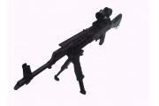 Сошки для стрельбы для установки на любой охотничий карабин с нижней планкой  пикатинни