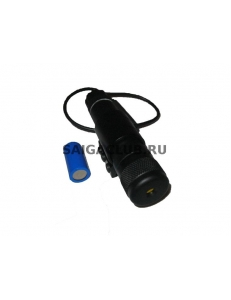 Лцу для ружья (водонипроницаемый зеленый лазер) 30mw