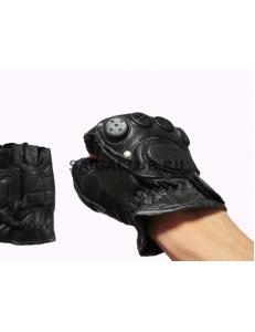 Перчатки без пальцев тактические