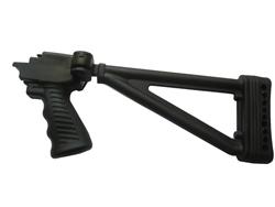 приклад с пистолетной рукояткой