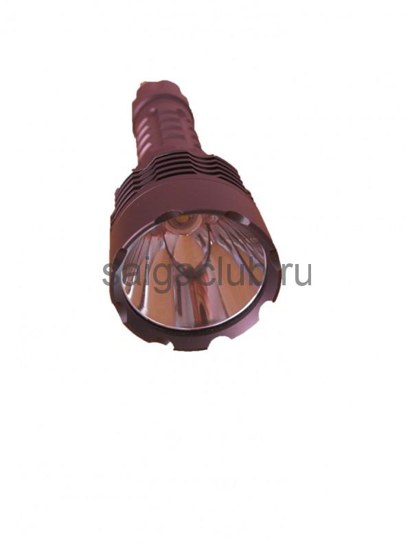 Тактический фонарь 1000lm