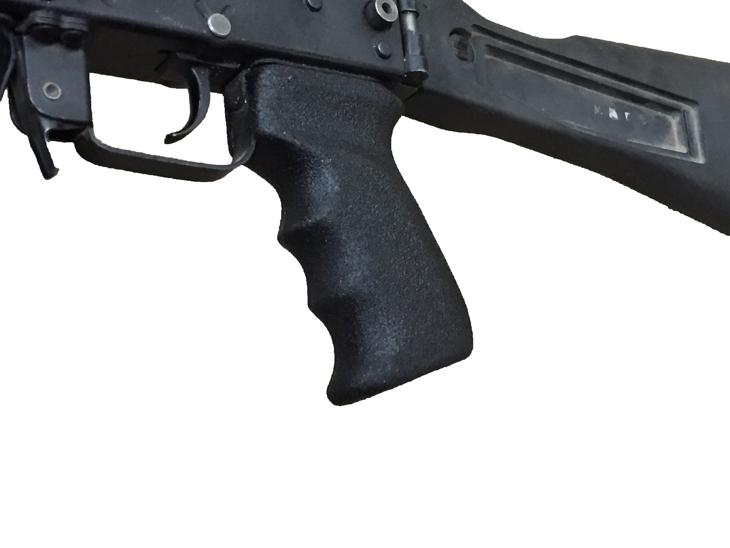 Пистолетная рукоятка ак