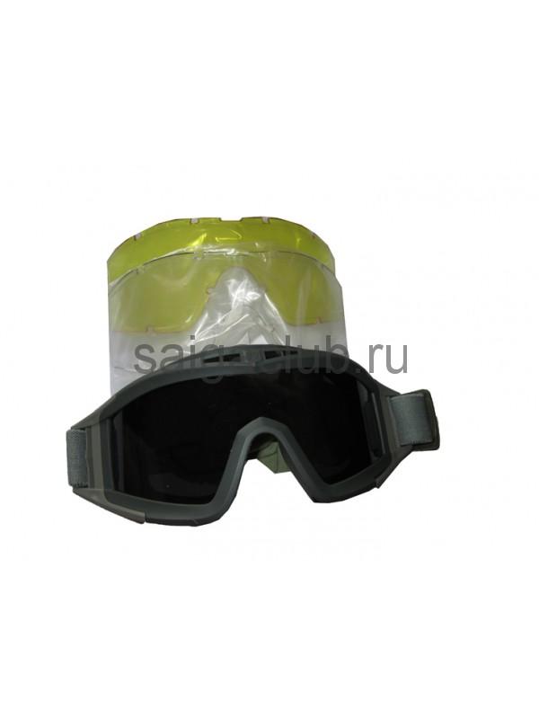 тактические очки маска